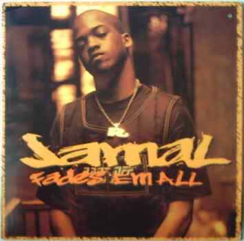 Rapper Jamal Phillips